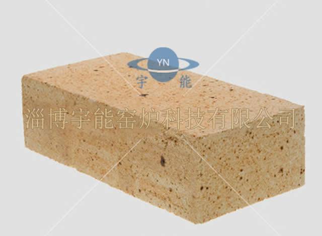 Phosphate wear-resisting brick